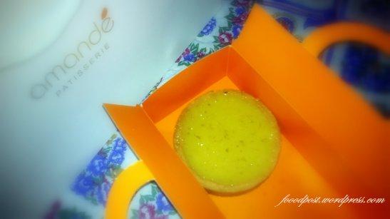Tarte Aux Citron from Amande Patisserie