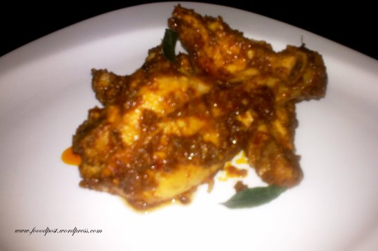 Ghee Roast Chicken